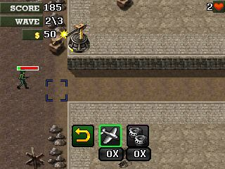 Download free mobile game: War of glory: Tower defender - download free games for mobile phone.