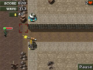 Download free game for mobile phone: War of glory: Tower defender - download mobile games for free.