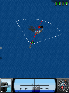 Mobile game War Diary: Torpedo - screenshots. Gameplay War Diary: Torpedo.