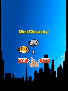 Download free mobile game: Flappy Bird HD - download free games for mobile phone.
