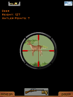 Download free game for mobile phone: Hunting Unlimited - download mobile games for free.