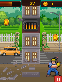 Download free game for mobile phone: Demolition Frenzy - download mobile games for free.