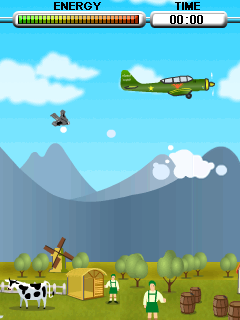 Download free mobile game: Wingman - download free games for mobile phone.