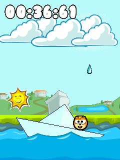 Download free game for mobile phone: Do not fall off - download mobile games for free.