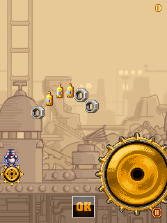 Download free mobile game: Knights of the Screws - download free games for mobile phone.