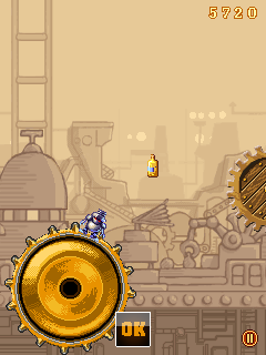 Mobile game Knights of the Screws - screenshots. Gameplay Knights of the Screws.