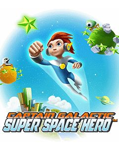 Captain Galactic : Super Space Hero