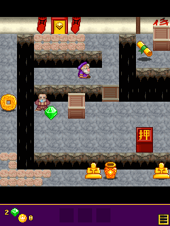 Mobile game Halloween Castle - screenshots. Gameplay Halloween Castle.
