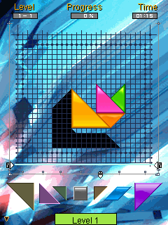 Download free game for mobile phone: Tangram - download mobile games for free.