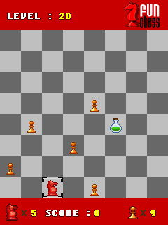 Download free mobile game: Fun Chess - download free games for mobile phone.