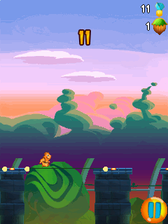 Download free game for mobile phone: Trick Hamster  - download mobile games for free.