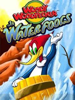 Woody Woodpecker in Waterfools