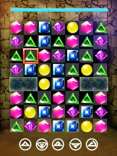 Jeu mobile Grotte des perles: Matin de la nacre - captures d'écran. Gameplay Cave Jewel: Morning Pearl.