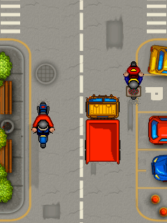 Mobile game Rush Pizza - screenshots. Gameplay Rush Pizza.