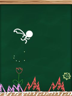 Mobile game Game of Lavit Man Running - screenshots. Gameplay Game of Lavit Man Running.
