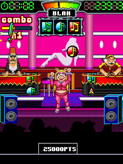 Download free mobile game: Muppets: Dance Party - download free games for mobile phone.