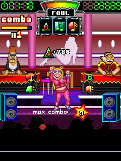 Download free game for mobile phone: Muppets: Dance Party - download mobile games for free.