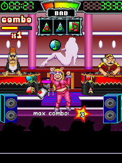 Mobile game Muppets: Dance Party - screenshots. Gameplay Muppets: Dance Party.