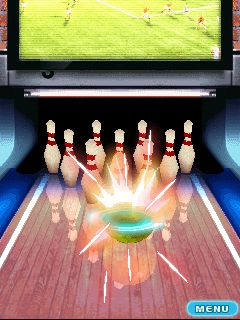Download free game for mobile phone: Lets Go Bowling - download mobile games for free.