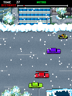 Mobile game Diamond rush - screenshots. Gameplay Diamond rush.