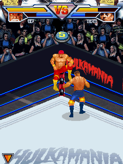 Download free game for mobile phone: Hulkamania: Wrestling - download mobile games for free.