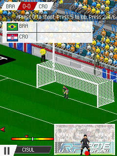 Mobile game Real Football 2016 - screenshots. Gameplay Real Football 2016.