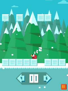 Download free game for mobile phone: Birdy Run - download mobile games for free.