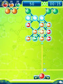 Download free mobile game: Molecules - download free games for mobile phone.