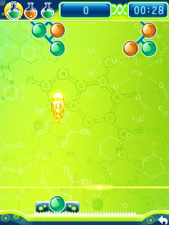 Download free game for mobile phone: Molecules - download mobile games for free.