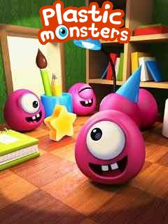 Plastic Monsters