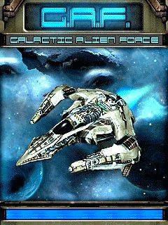 Galactic Alien Force