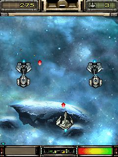 Download free game for mobile phone: Galactic Alien Force - download mobile games for free.