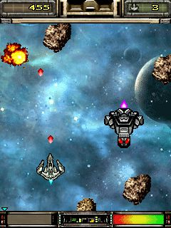 Mobile game Galactic Alien Force - screenshots. Gameplay Galactic Alien Force.
