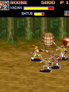 Download free game for mobile phone: Warriors Of Fаte - download mobile games for free.