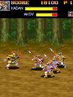 Mobile game Warriors Of Fаte - screenshots. Gameplay Warriors Of Fаte.