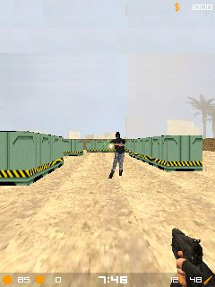 Download free mobile game: Counter Strike: Source - download free games for mobile phone.