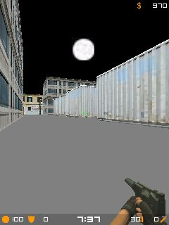 Download free game for mobile phone: Counter Strike: Source - download mobile games for free.
