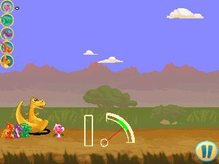 Download free mobile game: Dino: Joy Ride - download free games for mobile phone.
