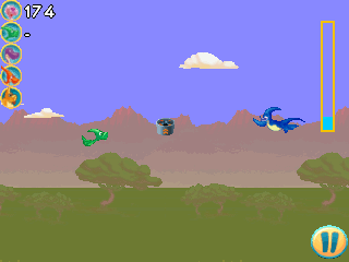 Mobile game Dino: Joy Ride - screenshots. Gameplay Dino: Joy Ride.