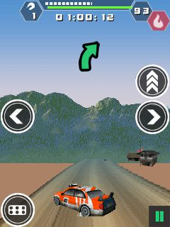 Ultimate Rally: Championship 2016手机游戏- 截图。Ultimate Rally: Championship 2016游戏。