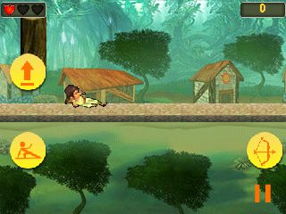 Download free game for mobile phone: Arjun: Prince of Bali - download mobile games for free.