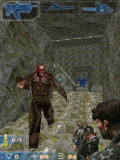 Download free game for mobile phone: Doom Troopers: Reload - download mobile games for free.