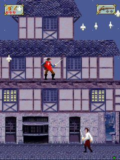 Mobile game The Musketeers - screenshots. Gameplay The Musketeers.