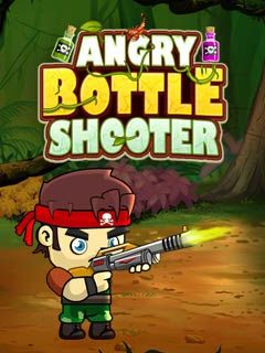 Angry Bottle Shooter