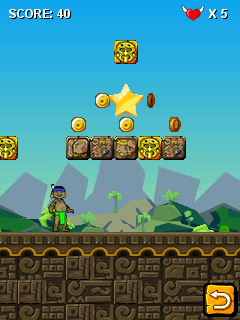 Download free mobile game: Bheem World - download free games for mobile phone.