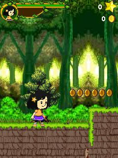 Download free mobile game: Chiu: The Brave Girl - download free games for mobile phone.
