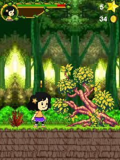 Download free game for mobile phone: Chiu: The Brave Girl - download mobile games for free.