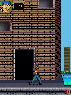 Mobile game James Fight Club - screenshots. Gameplay James Fight Club.