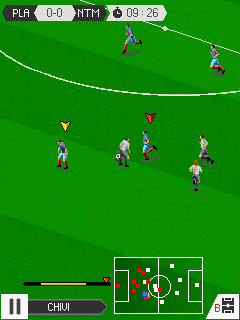 Download free game for mobile phone: Real Football 2017 - download mobile games for free.