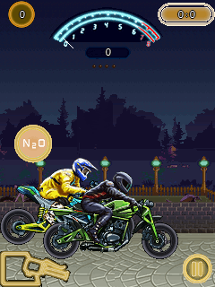 Download free mobile game: Moto Racing: Rivals - download free games for mobile phone.